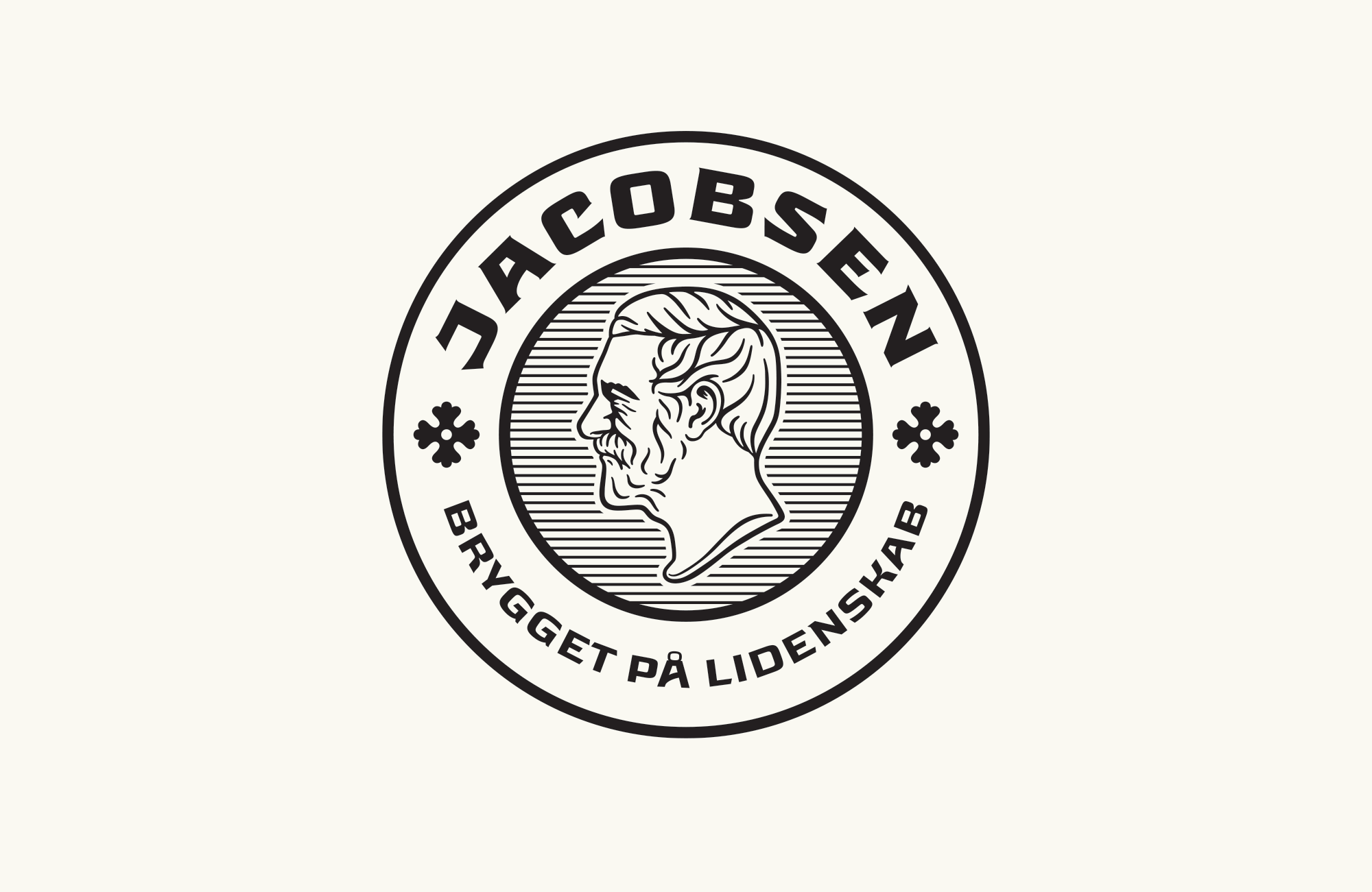 New Logo, Identity, and Packaging for Jacobsen by Montdor