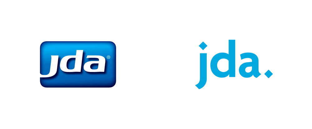 New Logo for JDA by Lippincott
