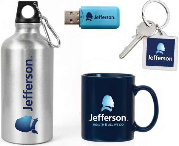 New Logo and Identity for Jefferson University