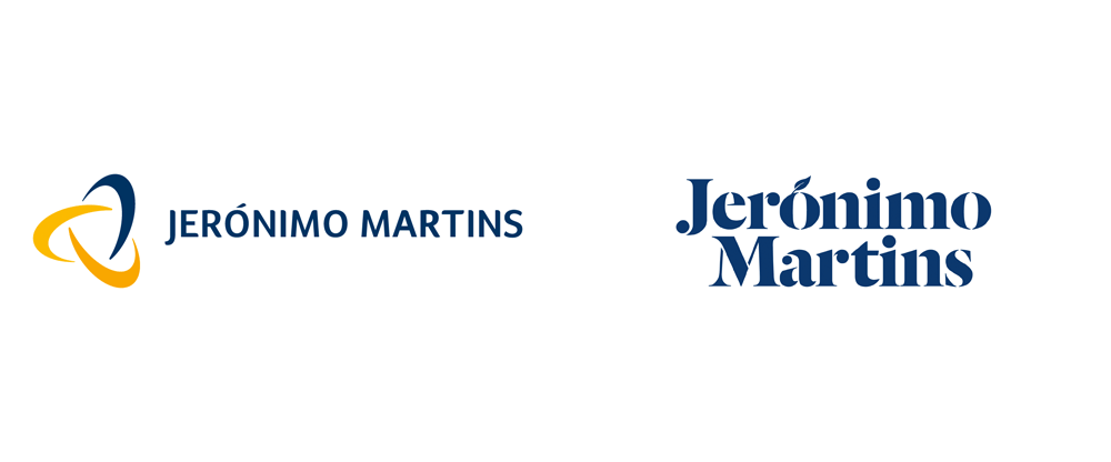 New Logo for Jerónimo Martins by The Partners