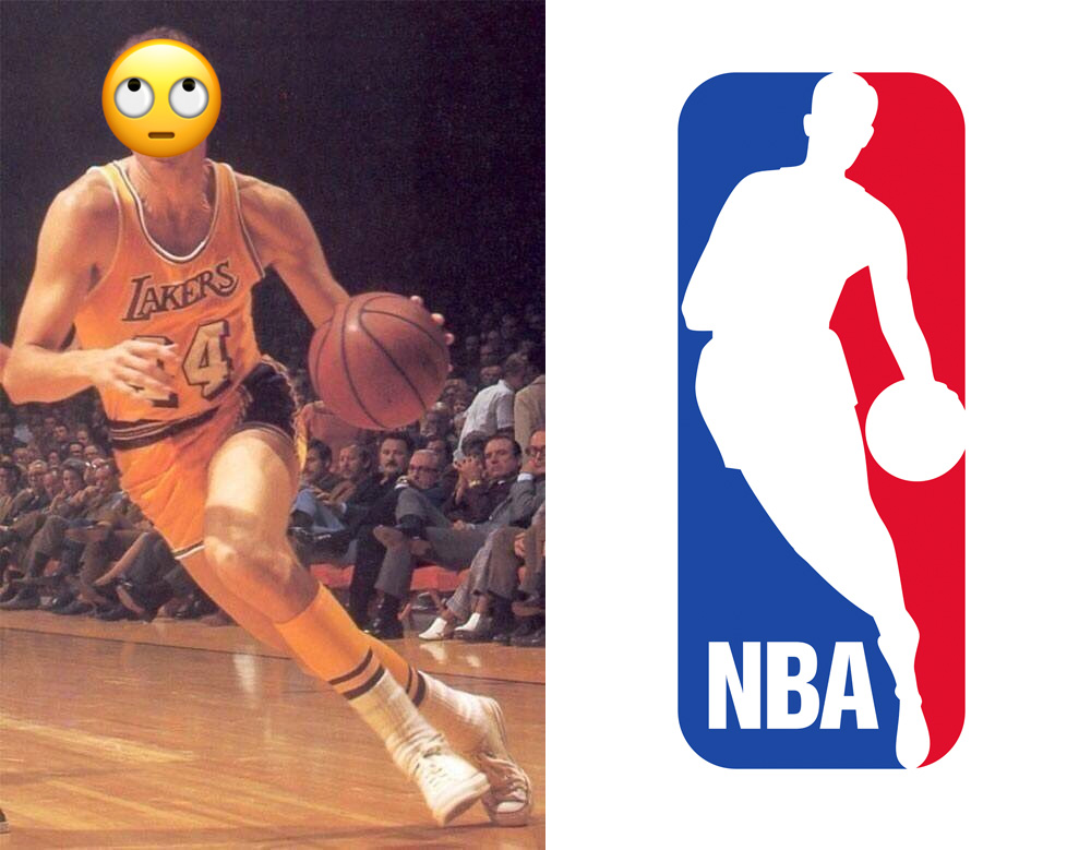 Jerry West Done Being NBA Logo