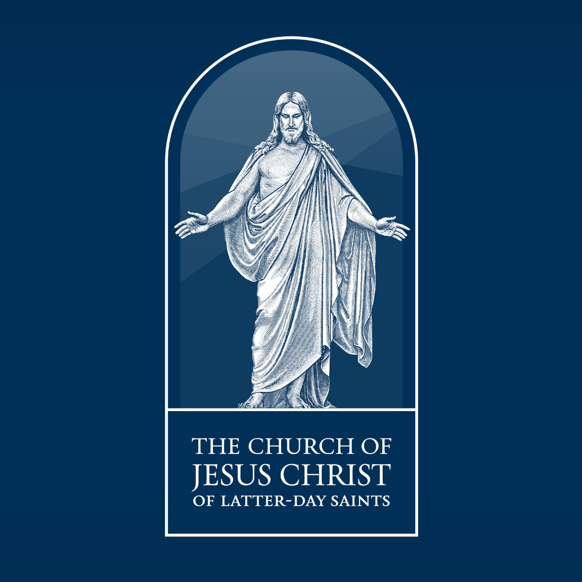 Brand New: New Logo For The Church Of Jesus Christ Of