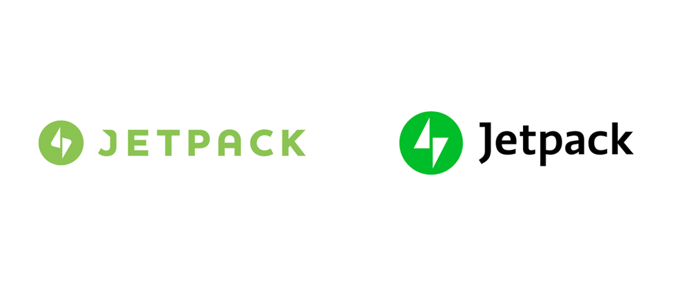 New Logo for Jetpack by Chermayeff & Geismar & Haviv