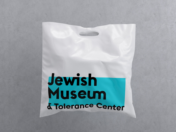 Jewish Museum & Tolerance Center Logo and Identity