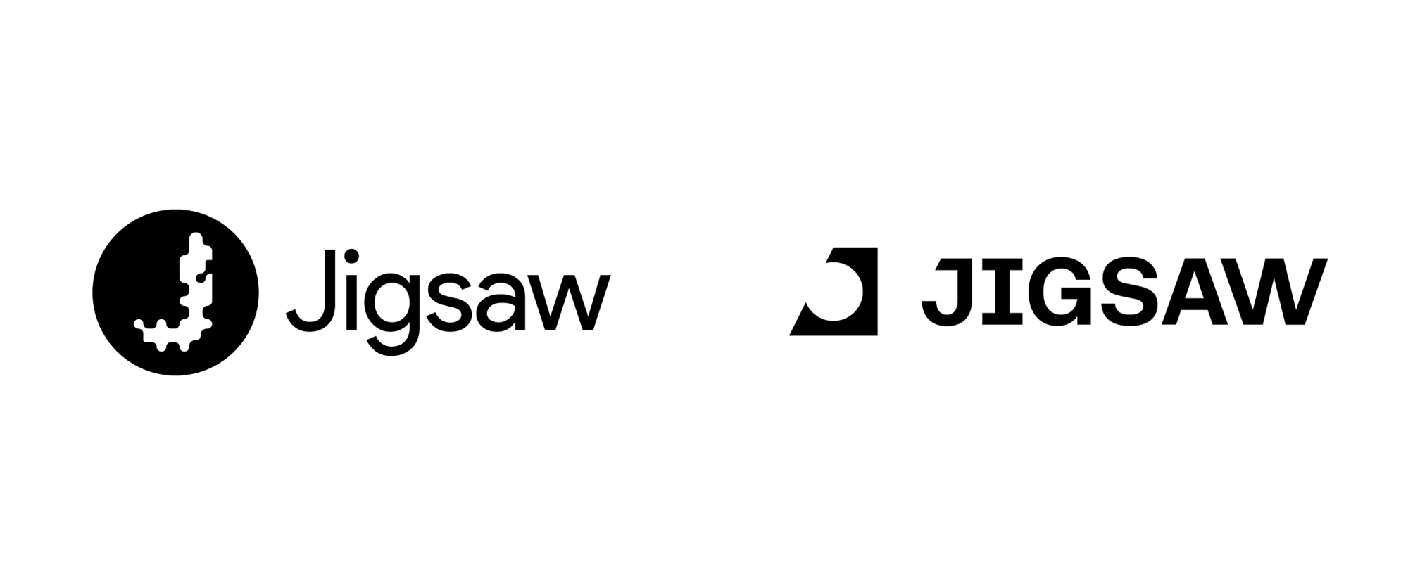 New Logo and Identity for Jigsaw by Upperquad
