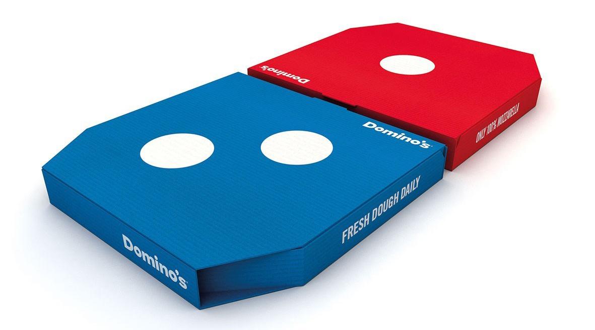brand new dominos uk