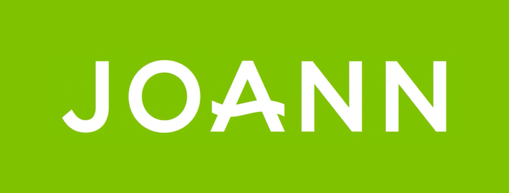 New Capitalization and Logo for JOANN