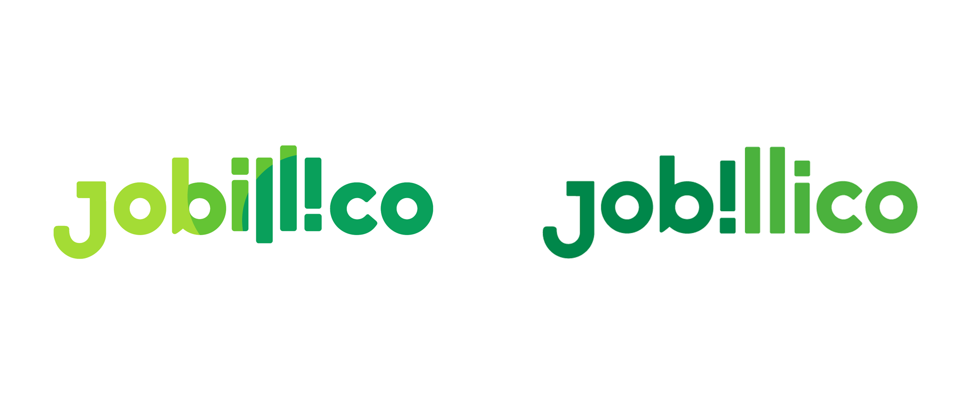 New Logo for Jobillico