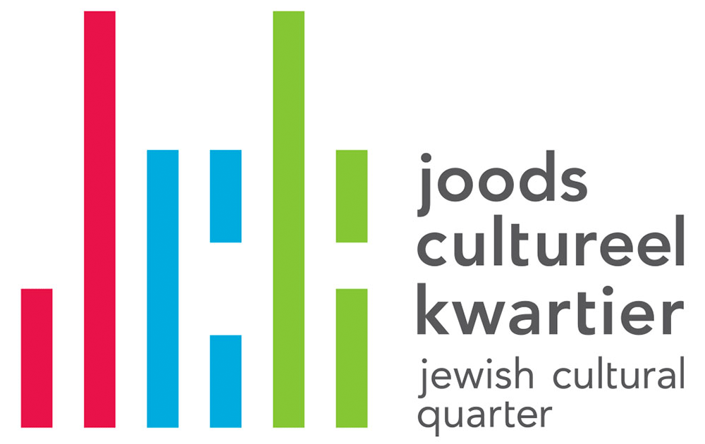 New Logo and Identity for Joods Cultureel Kwartier by koeweidenpostma