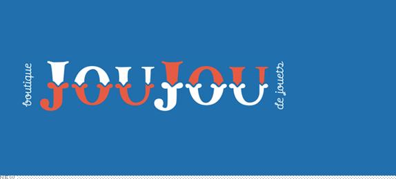 JouJou Logo, New