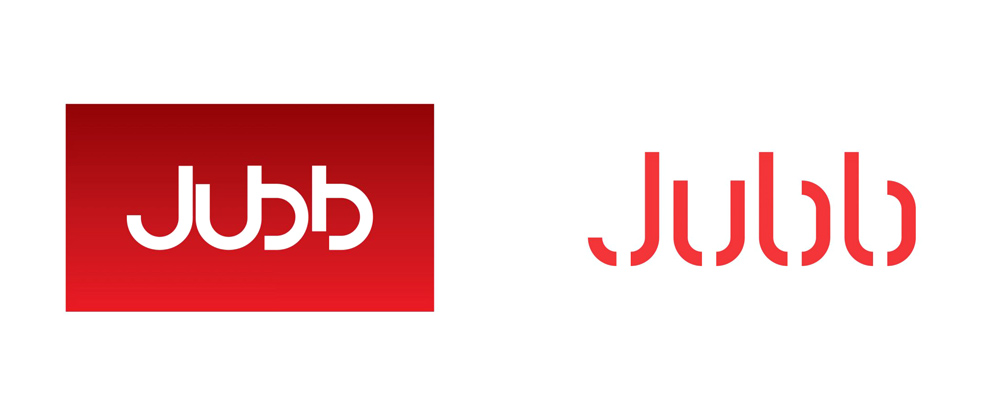 New Logo and Identity for Jubb by Big Fan