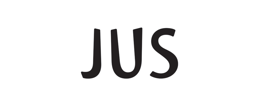 New Logo and Packaging for JUS by M — N Associates