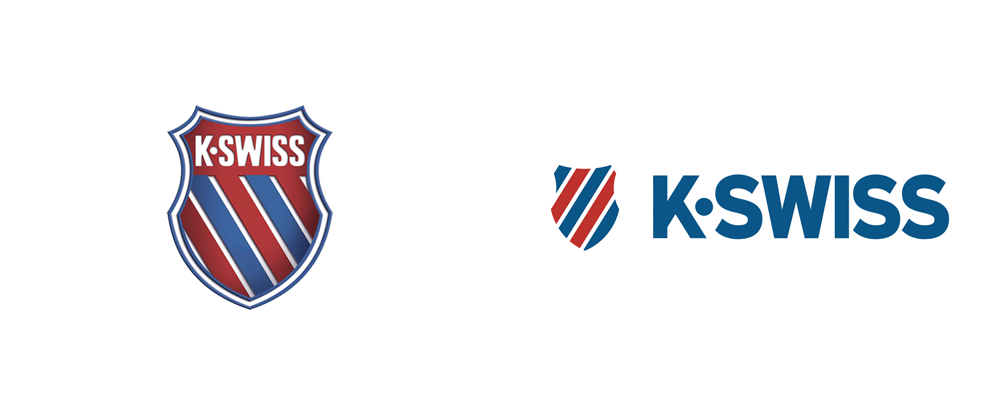New Logo and Identity for K•Swiss done In-house