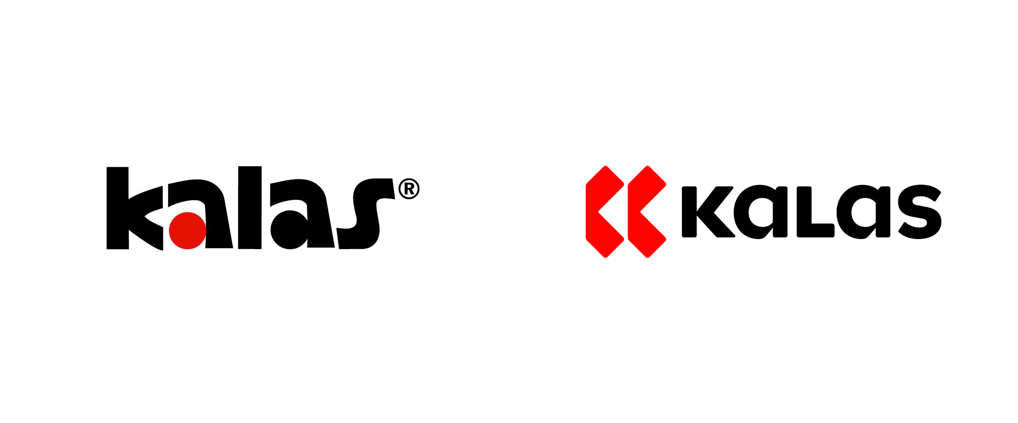 New Logo for Kalas by Studio Echt