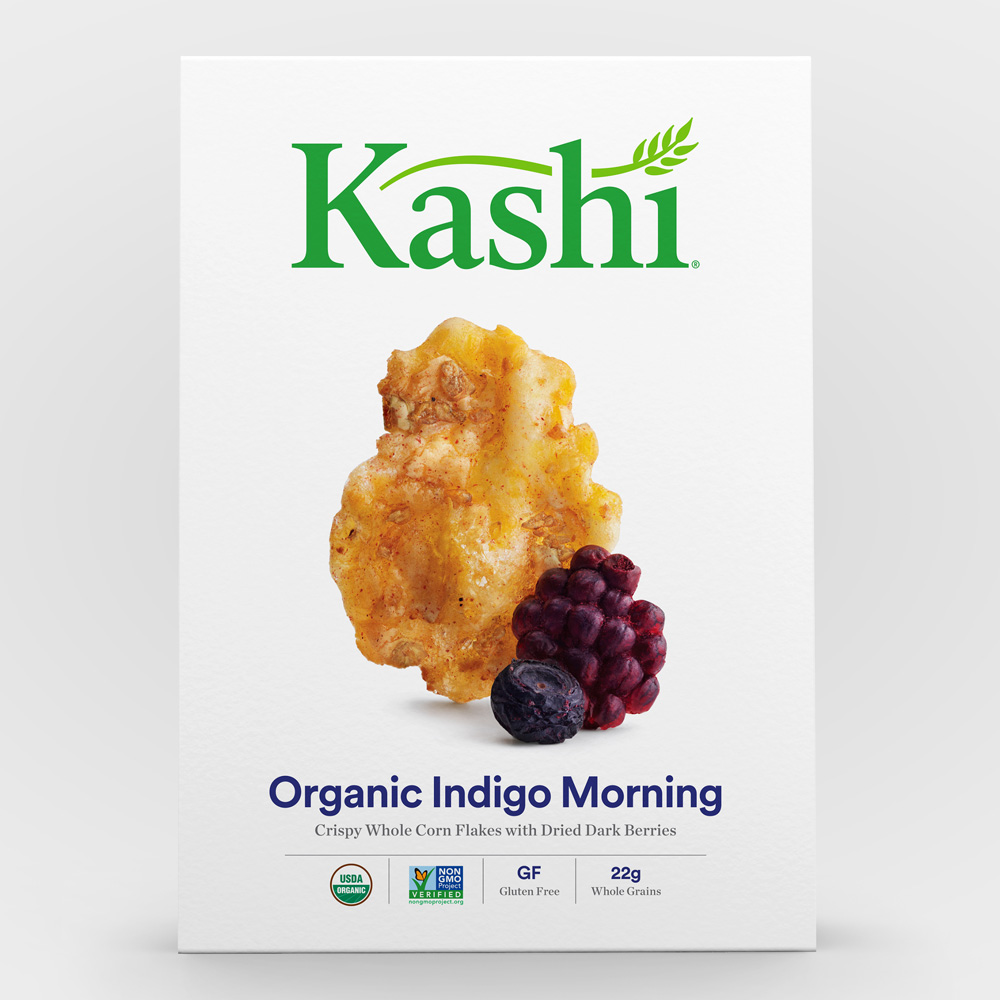 Kashi Cereal Logo Brand New: New Logo an...