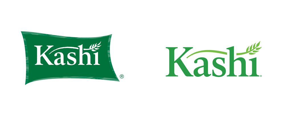 New Logo and Packaging for Kashi by Jones Knowles Ritchie