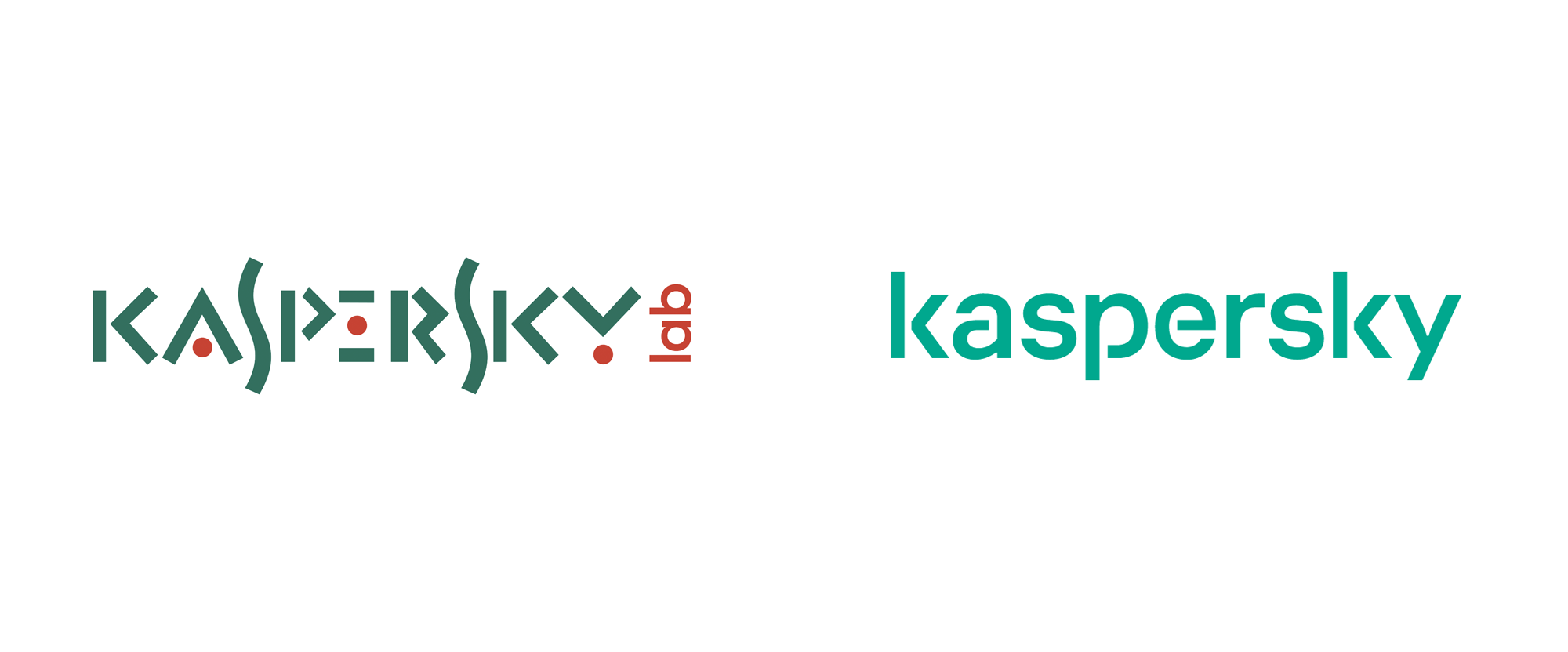 New Logo for Kaspersky