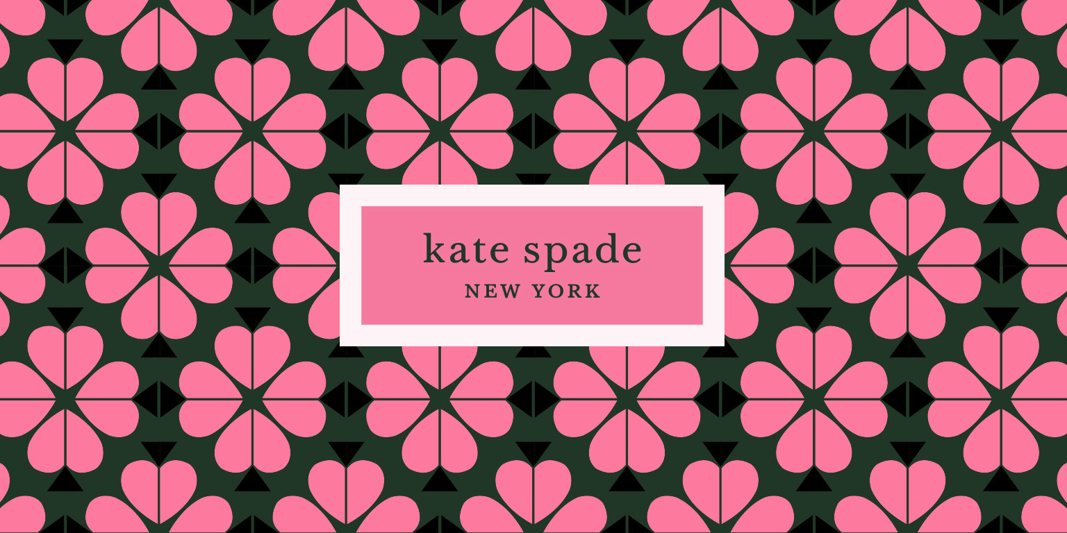 New Logo and Identity for Kate Spade