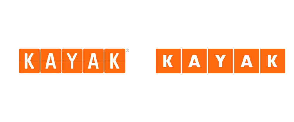 New Logo for Kayak