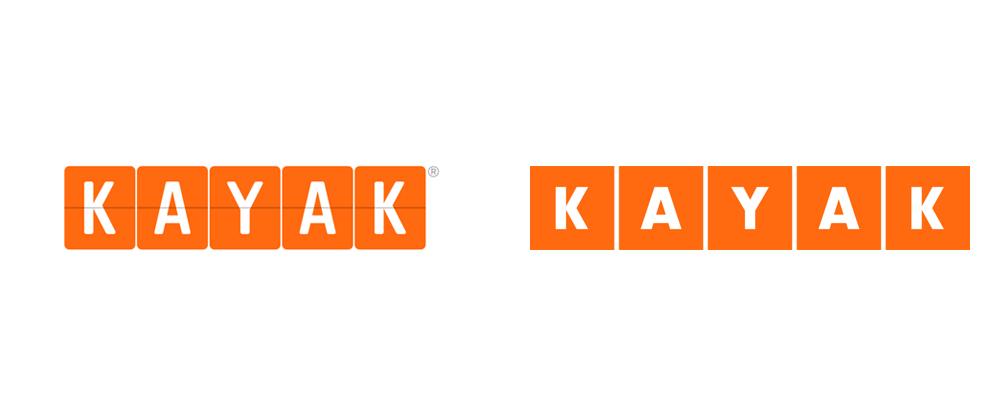 New Logo for Kayak