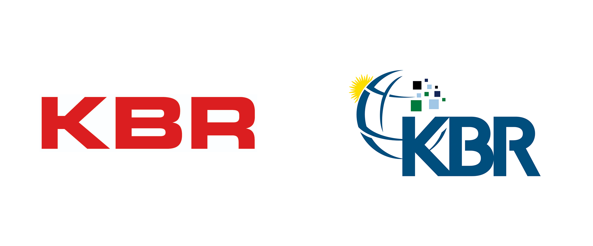 New Logo for KBR done In-house