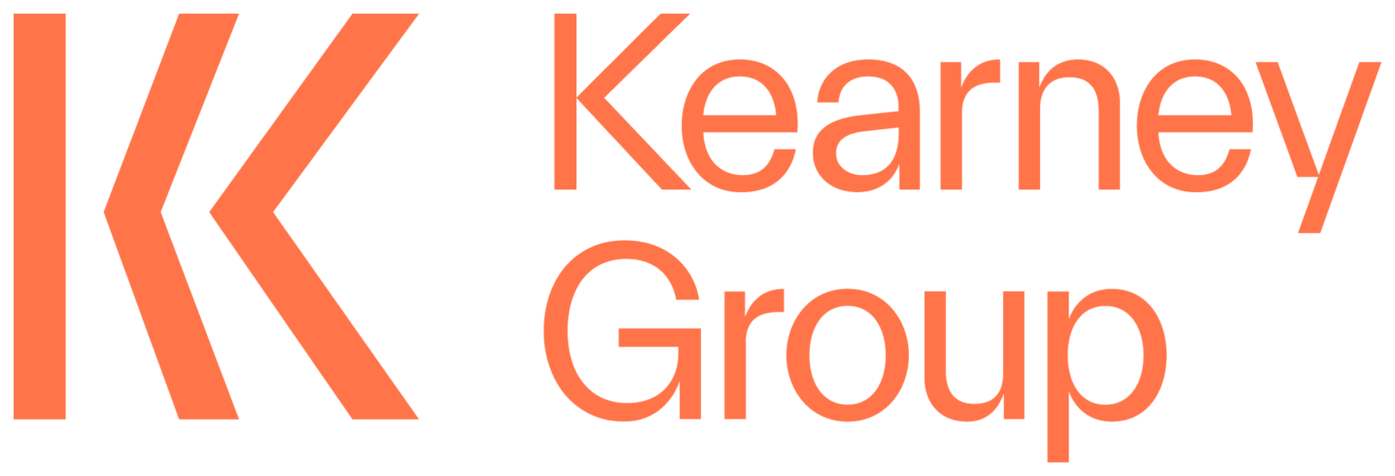New Logo and Identity for Kearney Group by Self-titled