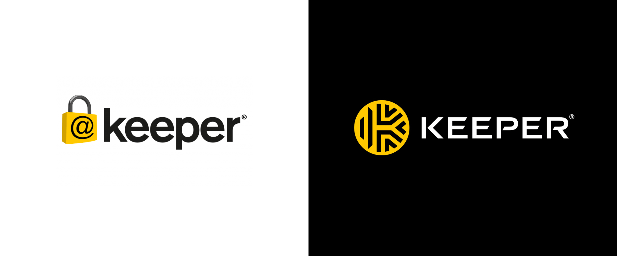 New Logo for Keeper