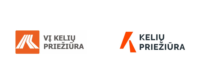 New Logo and Identity for Keliu priežiura by Rebrand