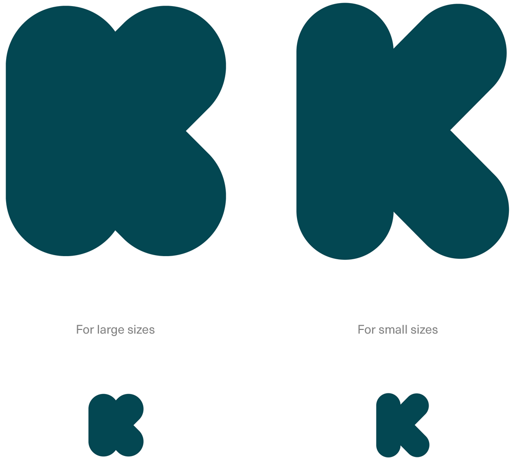 New Logo and Identity for Kickstarter done In-house in Collaboration with Order