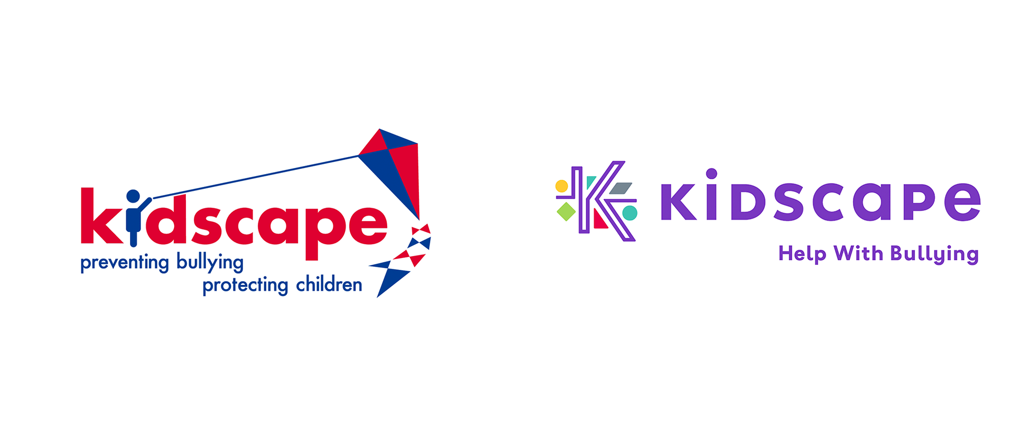 New Logo and Identity for Kidscape by Chromatic Brands