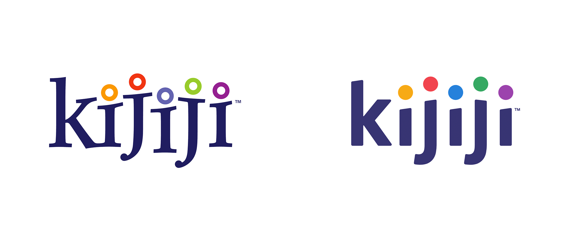 New Logo for Kijiji