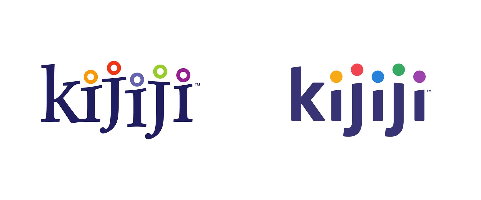 New Logo for Kijiji