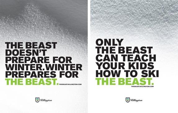 Killington Ads