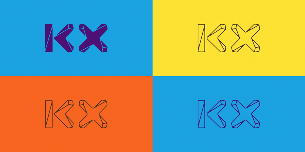 New Logo and Identity for King's Cross by SomeOne