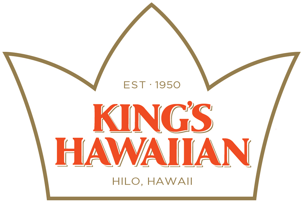 New Logo and Packaging for King's Hawaiian by Flood Creative