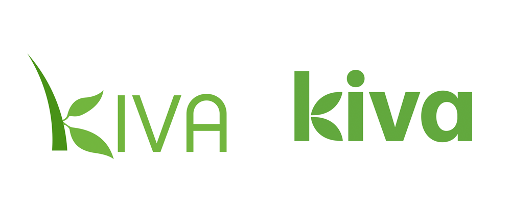 New Logo for Kiva