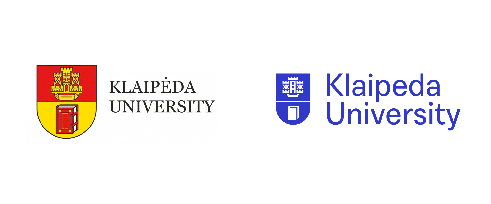 New Logo and Identity for Klaipeda University by Andstudio
