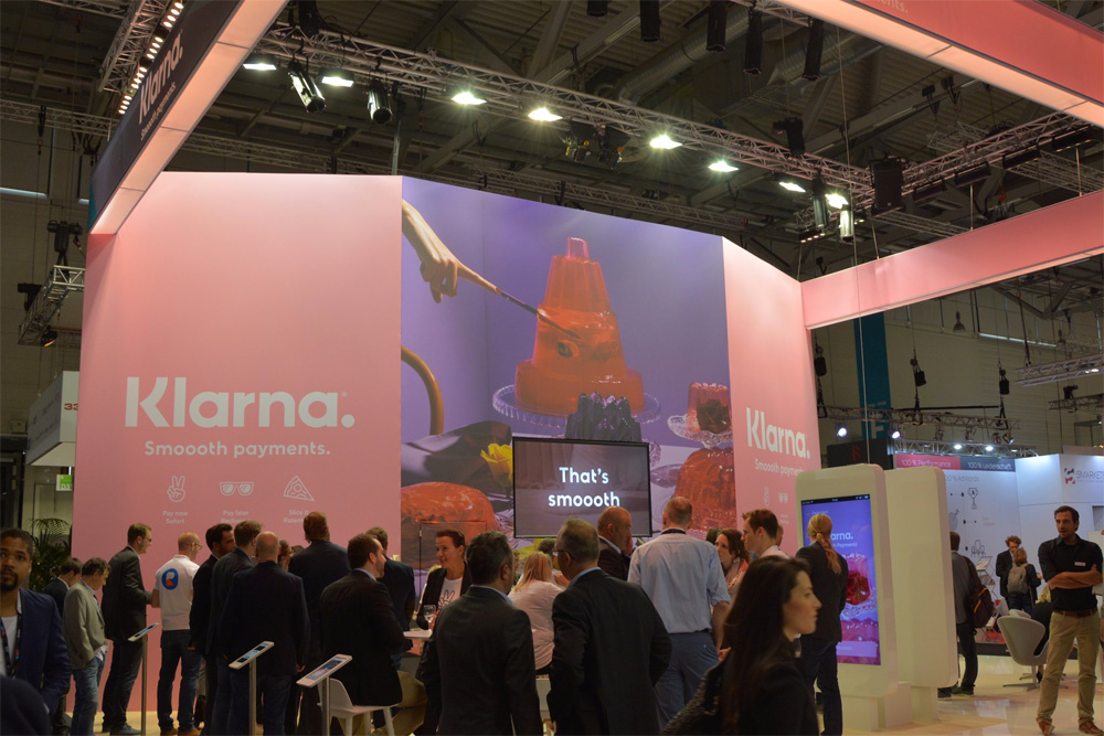 New Logo and Identity for Klarna by DDB Stockholm