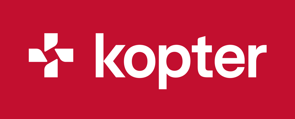 New Name, Logo, and Identity for Kopter by Winkreative