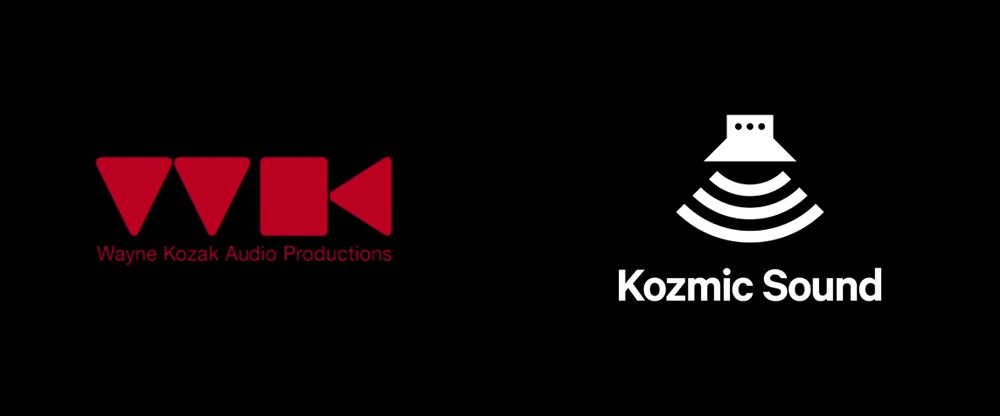 New Name, Logo, and Identity for Kozmic Sound by Rethink