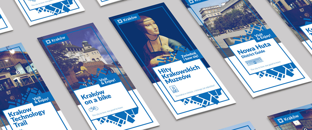 Follow-up: New Identity for City of Krakow by Opus B