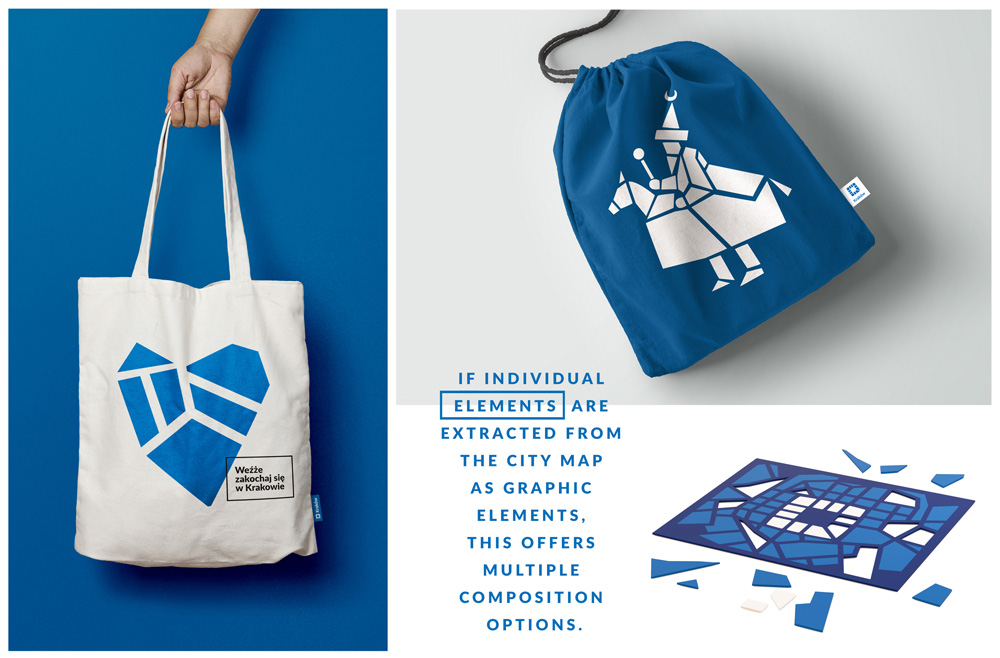 New Identity for City of Krakow by Opus B