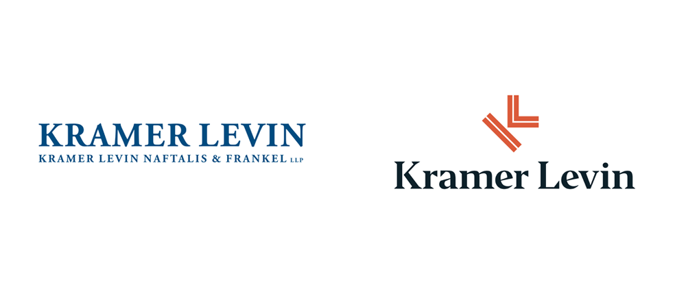 New Logo and Identity for Kramer Levin by Carbone Smolan Agency