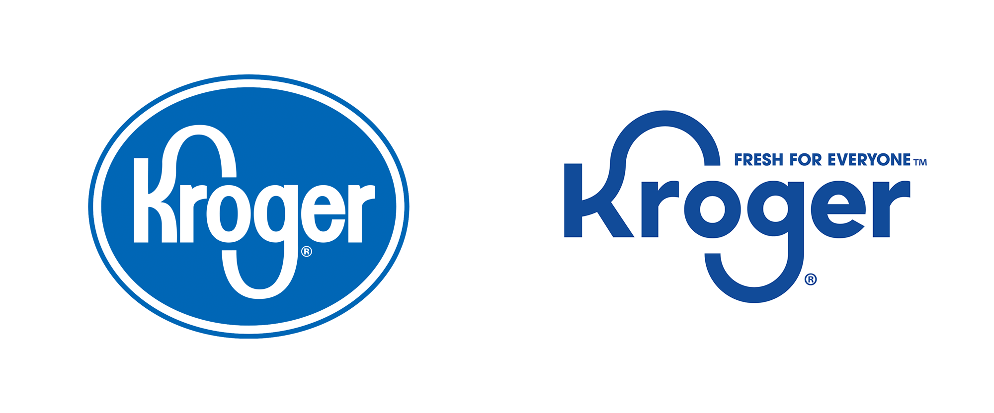 New Logo and Identity for Kroger by DDB