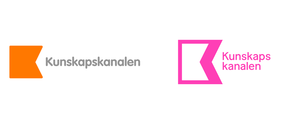 New Logo and On-air Look for Kunskapskanalen by Dallas Motion Agency