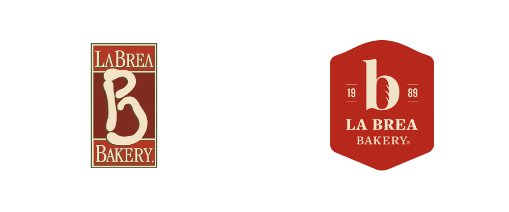 Logo and Identity for La Brea Bakery
