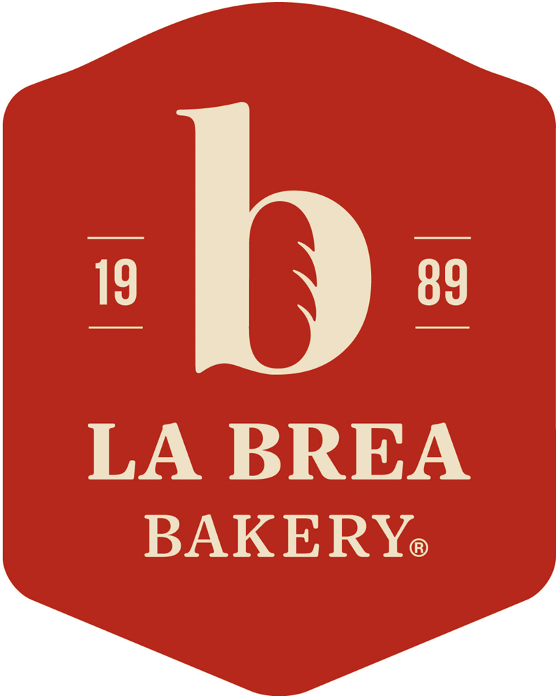 New Logo and Identity for La Brea Bakery by Hornall Anderson