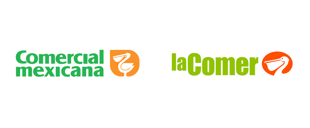 Brand New: New Name and Logo for LaComer