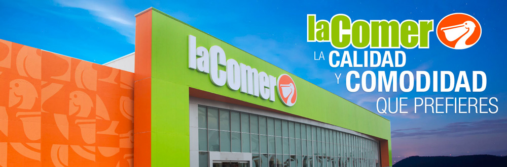 New Name and Logo for LaComer