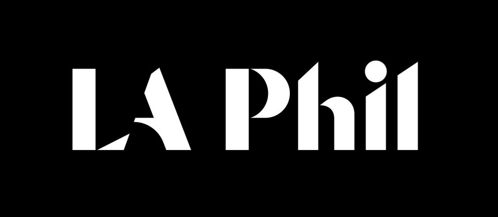 New Logo and Identity for LA Phil by TBWA\Chiat\Day LA